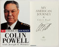 Books:Biography & Memoir, Colin L. Powell with Joseph E. Persico. SIGNED. My AmericanJourney. Random House, 1995. Later printing. Signe...