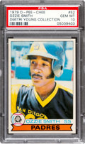 Baseball Cards:Singles (1970-Now), 1979 O-Pee-Chee Ozzie Smith #52 PSA Gem Mint 10 - Pop Two! (Dmitri Young Collection) ...