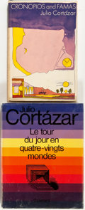 Books:Non-American Editions, Julio Cortázar. Two Works including: Cronopios and Famas. Pantheon Books, 1969. First American edition. Octavo. ... (Total: 2 Items)