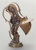 Post-War & Contemporary:Contemporary, ARMAN (French/American, 1928-2005). Venus, 1992. Bronze. 14-3/4 x 8 x 13 inches (37.5 x 20.3 x 33.0 cm). Ed. 9/25. Inscr...