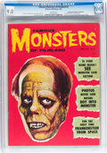 Magazines:Horror, Famous Monsters of Filmland #3 Don/Maggie Thompson Collection pedigree (Warren, 1959) CGC VF/NM 9.0 White pages....
