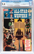 Bronze Age (1970-1979):Western, All-Star Western #10 Don/Maggie Thompson Collection pedigree (DC, 1972) CGC NM 9.4 Off-white to white pages....