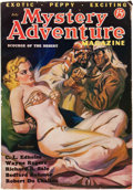 Pulps:Adventure, Mystery Adventure Magazine - July '36 (Fiction Magazines, 1936) Condition: FN-....