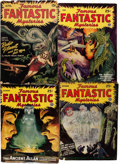 Pulps:Science Fiction, Famous Fantastic Mysteries Box Lot (Frank A. Munsey Co., 1940-49)Condition: Average VG/FN....