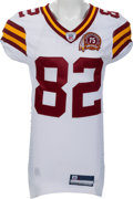 Autographs:Baseballs, 2007 Antwaan Randle El Game Worn Throwback Uniform With Helmet WithTeam Letter. ...