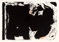 Prints:Contemporary, ROBERT MOTHERWELL (American, 1915-1991). Lament for Lorca,1982. Lithograph in colors. 40-1/4 x 56-3/8 inches (102.1 x 1...