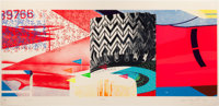 JAMES ROSENQUIST (American, b. 1933) F-111 (South, West, North, East, four works), 1974 Lithographs