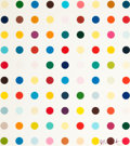 Photographs, DAMIEN HIRST (British, b. 1965). Opium, 2000. Lambda inkjet print in colors. 19 x 17-1/8 inches (48.3 x 43.5 cm) sheet. ...