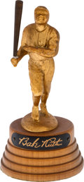 Baseball Collectibles:Others, 1940's Babe Ruth Figural Trophy....