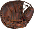 Baseball Collectibles:Others, Early 1950's Roy Campanella Game Used Catcher's Mitt....