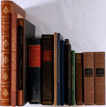 Books:Literature 1900-up, [World Literature]. Group of Fourteen Books. Most are fine pressand/or limited. Includes a very attractive folio copy o... (Total:14 Items)