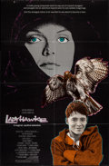 "Movie Posters:Fantasy, Ladyhawke (Warner Brothers, 1985). One Sheet (26 X 40""). Fantasy.. ..."