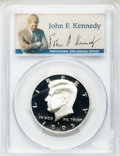 Proof Kennedy Half Dollars: , 1995-S 50C Silver PR70 Deep Cameo PCGS. PCGS Population (378). NGCCensus: (162). Numismedia Wsl. Price for problem free N...