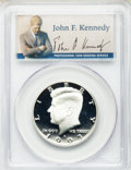 Proof Kennedy Half Dollars: , 1993-S 50C Silver PR70 Deep Cameo PCGS. PCGS Population (291). NGCCensus: (155). Numismedia Wsl. Price for problem free N...