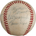 Autographs:Baseballs, 1970 Pittsburgh Pirates Team Signed Baseball. ...