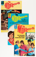 Silver Age (1956-1969):Humor, The Monkees File Copies Group (Dell, 1967-69) Condition: Average VF+.... (Total: 8 Comic Books)