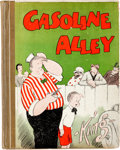 Platinum Age (1897-1937):Miscellaneous, Gasoline Alley #nn (Reilly & Lee Co., 1929) Condition: VG+....