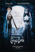 "Movie Posters:Animation, Corpse Bride (Warner Brothers, 2005). One Sheet (27"" X 40"") DS Advance. Animation.. ..."