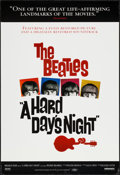 "Movie Posters:Rock and Roll, A Hard Day's Night (Miramax, R-1999). One Sheet (27"" X 40"") DS.Rock and Roll.. ..."