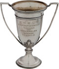 Miscellaneous Collectibles:General, 1927 Ellsworth Vines P.N.W.L.T. Championship Trophy....