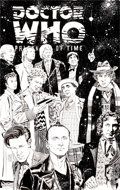 Original Comic Art:Covers, Dave Sim Doctor Who: Prisoners of Time #12 Variant Cover Original Art (IDW, 2013).... (Total: 6 Items)