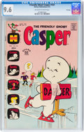 Bronze Age (1970-1979):Cartoon Character, Friendly Ghost Casper #161 File Copy (Harvey, 1972) CGC NM+ 9.6Off-white to white pages....