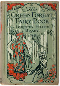 Books:Literature 1900-up, Loretta Ellen Brady. INSCRIBED. The Green Forest Fairy Book.Little, Brown and Company, 1920. First edition. I...