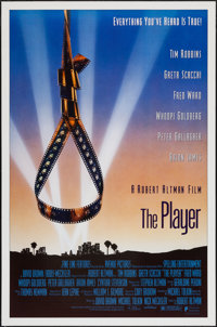 """The Player & Other Lot (Fine Line Features, 1992). One Sheets (2) (27"""" X 41""""). Comedy. ... (Total: 2 I..."""