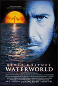 "Movie Posters:Adventure, Waterworld and Other Lot (Universal, 1995). One Sheets (2) (26.75""X 39.75"" & 27"" X 40""). Adventure.. ... (Total: 2 Item)"