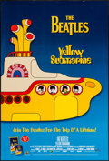 "Movie Posters:Animation, Yellow Submarine (MGM Home Entertainment, R-1999). Video Poster(27"" X 40""). Animation.. ..."