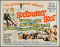 """Movie Posters:Musical, Hootenanny Hoot & Other Lot (MGM, 1963). Half Sheets (2) (22"""" X 28""""). Musical.. ... (Total: 2 Items)"""