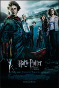 """Movie Posters:Fantasy, Harry Potter and the Goblet of Fire (Warner Brothers, 2005). One Sheet (27"""" X 40"""") DS Advance. Fantasy.. ..."""