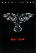 "Movie Posters:Action, The Crow (Miramax, 1994). One Sheet (27"" X 40"") SS Advance. Action.. ..."