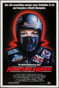 "Movie Posters:Sports, Heart Like a Wheel (20th Century Fox, 1983). One Sheet (27"" X 41""). Sports.. ..."