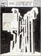 """Will Eisner Spirit Section Complete 7-Page Story """"Lonesome Cool"""" Original Art dated 12-18-49 (Will Eisner, 194..."""