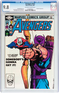 Modern Age (1980-Present):Superhero, The Avengers #223 (Marvel, 1982) CGC NM/MT 9.8 Off-white to whitepages....