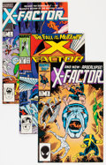 Modern Age (1980-Present):Superhero, X-Factor #1-149 Complete Series Box Lot (Marvel, 1986-98)Condition: Average NM....
