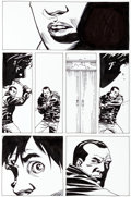 Original Comic Art:Panel Pages, Charlie Adlard The Walking Dead #105 Page 15 Original Art(Image, 2012)....