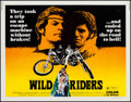 """Movie Posters:Exploitation, Wild Riders & Other Lot (Crown International, 1971). Half Sheets (2) (22"""" X 28""""). Exploitation.. ... (Total: 2 Items)"""