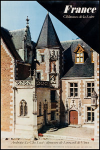 "French Tourism (1960s-1970s). Travel Posters (6) (15.75"" X 23.5"" & 15.25"" X 23.75""). Miscellaneo..."
