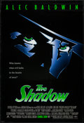 "Movie Posters:Adventure, The Shadow (Universal, 1994). One Sheet (27"" X 40"") DS Advance. Adventure.. ..."