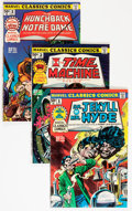 Bronze Age (1970-1979):Classics Illustrated, Marvel Classics Comics #1-36 Group (Marvel, 1976-78) Condition:Average VF.... (Total: 36 Comic Books)