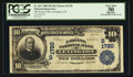 National Bank Notes:Kentucky, Lexington, KY - $10 1902 Plain Back Fr. 627 The Fayette NB Ch. #(S)1720. ...