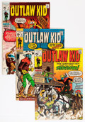 Bronze Age (1970-1979):Western, Outlaw Kid #1-30 Group (Marvel, 1970-75) Condition: Average FN/VF.... (Total: 30 Comic Books)