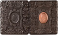 Photography:Ambrotypes, Early Photography: Quarter Plate Ambrotype in Cameo Case....