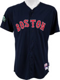 Baseball Collectibles:Uniforms, 2012 Nick Punto Game Issued/Worn Boston Red Sox Jersey....