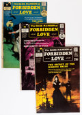Bronze Age (1970-1979):Horror, The Dark Mansion of Forbidden Love and Forbidden Tales of DarkMansion Group (DC, 1970s) Condition: Average FN/VF.... (Total: 15Comic Books)