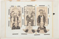 Political:Posters & Broadsides (1896-present), American Heritage Magazine: Seymour Chwast Artwork....