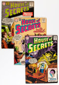 Silver Age (1956-1969):Horror, House of Secrets Group (DC, 1961-66) Condition: Average VG+....(Total: 36 Comic Books)