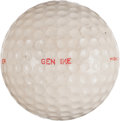 Political:Presidential Relics, Dwight D. Eisenhower: Personally-Used Golf Ball....